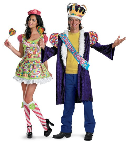CandyLand Couples Costumes